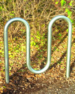 Bike Rack :: M Shape :: Playground Equipment