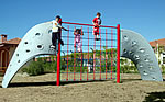 Play climbers, playground climbers, playground equipment