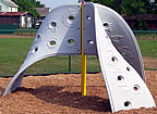 Playground equipment and outdoor play structures