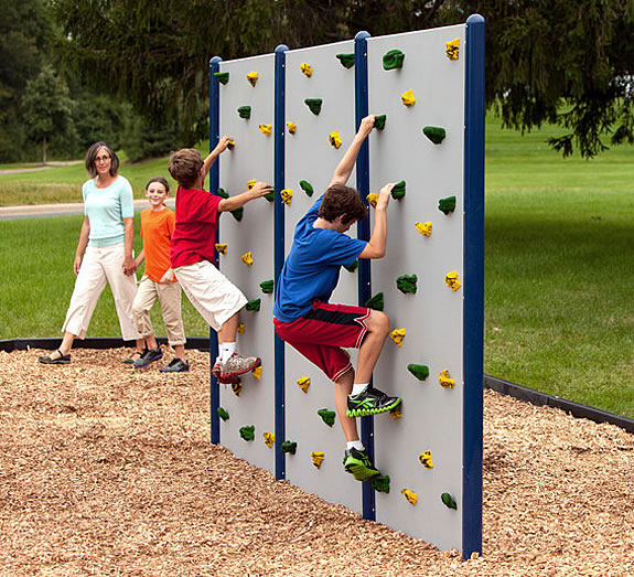 Everlast Climbing Wall - Playground Equipment USA