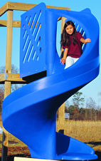 Playground Equipment :: Slides