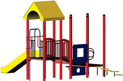 Play Structure Amy Playground Equipment Usa