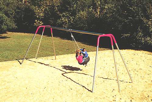Heavy duty tire swing - Swingsets - Playground Parts and Equipment