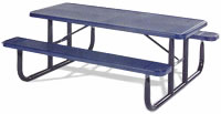 picnic tables rectangular