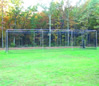Baseball batting cage, batting cage,, baseball equipment