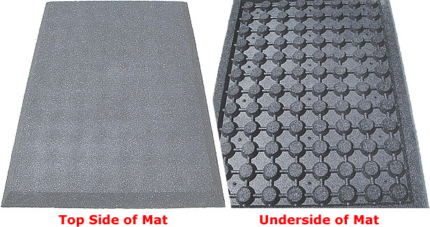 swing mats for your playground