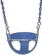 Swing parts, swingparts, swingset parts, Swing Belt Seat - Playground Parts