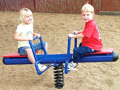 teeter totters for the playground