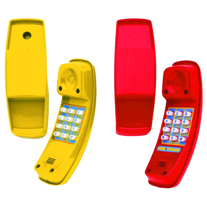 Playground Parts -- Cordless Telephone