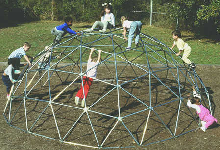 Super Dome :: Dome cilmber :: Playground Parts and Equipment