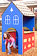 tothouses, playground houses for kids