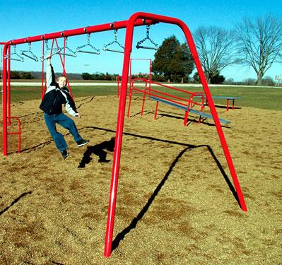 Swing Bar Unit Playground Equipment Usa