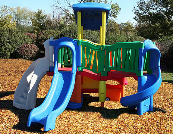 Little tikes clever all out playground equipment usa for Little tikes outdoor playset