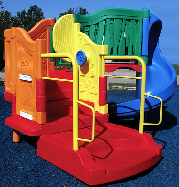 little tikes commercial play systems case Replacement parts such as roofs, decks, panels, and slides, can help extend the life of your aging play equipment and structures fair warning however - manufacturers.