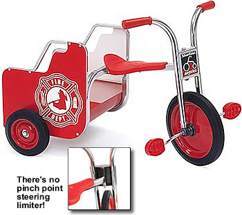 playgroundequipment_tricycles&trikes_angeles_silverrider_firetruck+
