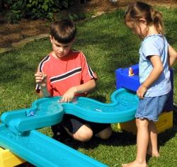 Aqua Blocks -- Outdoor Play Equipment -- Water Toys