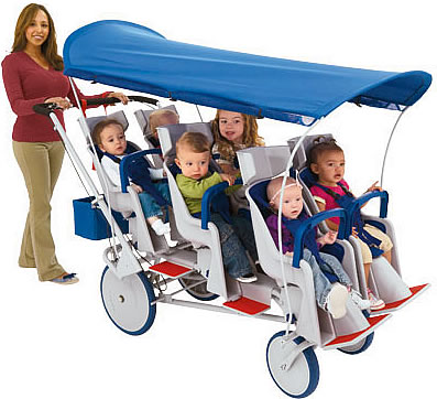 runabout angeles baby buggy