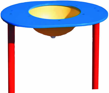 Sand & Water Table -- Single Bowl