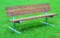 Bench, Portable, Playground