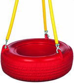 Swing parts, swingparts, swingset parts, Plastic Tire Swing Package - Tube Chain
