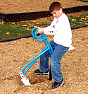 Sandboxes and sand boxes - Sandbox Diggers - Playground Equipment