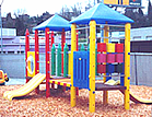 Playground Structures :: Residential and Light Commercial :: Forts