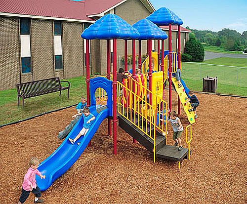 Ultraplay Up And Away Playground Equipment Usa