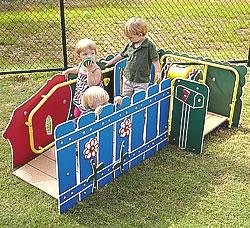 big outdoors toddler unit