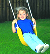 Swing parts, swingparts, swingset parts, Residential Swing Belt Seat - Roped