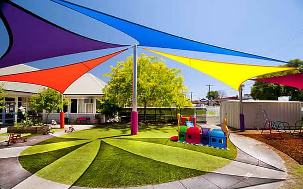 Shade Structures For Outdoor Use