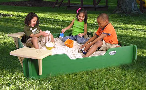 sandboxes and sand boxes