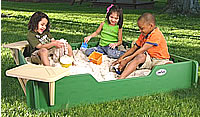 Sandboxes, sand boxes, sandbox covers, easy sandbox