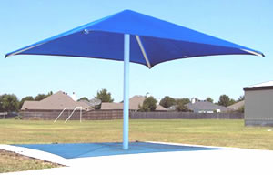 shade structures, playground shades, shade umbrellas