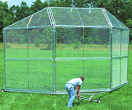 Baseball Backstop -- Portable