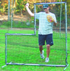 Baseball pitching screen, pitching screen, sports equipment