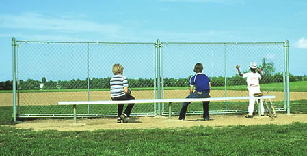 Baseball Protection Screens and Fences :: Baseball Equipment :: Sports Equipment