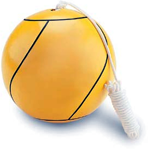 Our tetherballs and tetherball posts bring hours of fun.