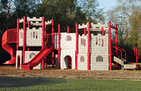 Playground Equipment :: Theme Structures