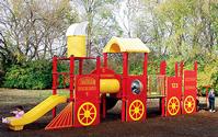 Playground Equipment :: Theme Structures