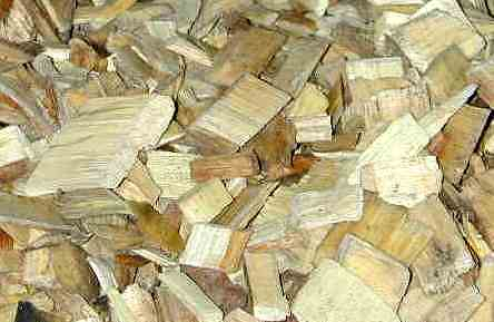 Playground Wood Mulch