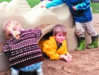 Adventure table - playground equipment and parts