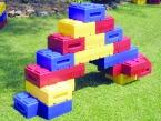 Stack blocks - playground equipment and parts
