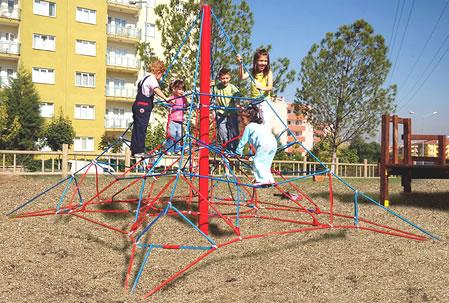 playground web climber