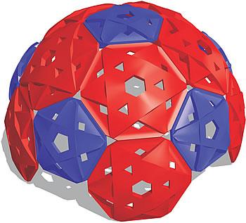 Play dome climbers - tortoise climbers - playground equipment