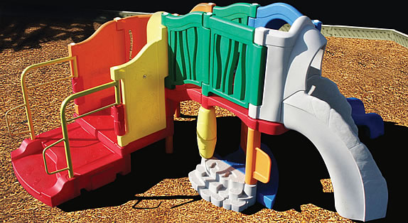 Little Tikes Clever Cut Loose Structure
