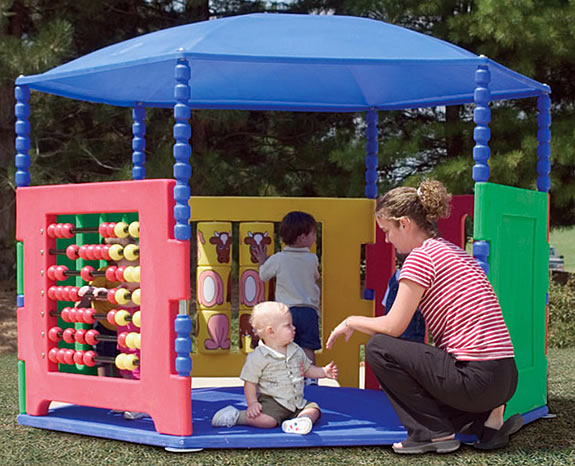 Little Tikes Toddler Clubhouse Playground Equipment Usa