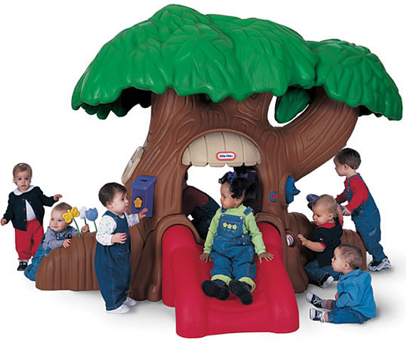toddler play units