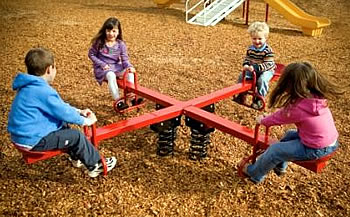 Spring Toys :: Teeter Totter (4) :: Playground Parts and Equipment